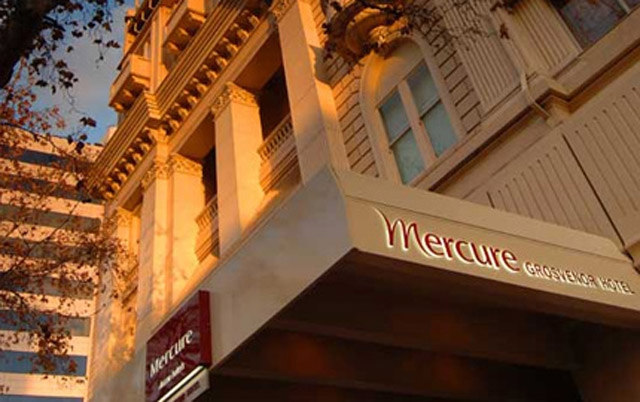 ipic360.com listing search / Mercure Grosvenor Hotel Adelaide