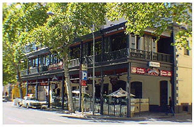 iViewSouthAustralia.com / The Strathmore Hotel / The Strathmore Hotel / Adelaide, CBD / SA / 5000