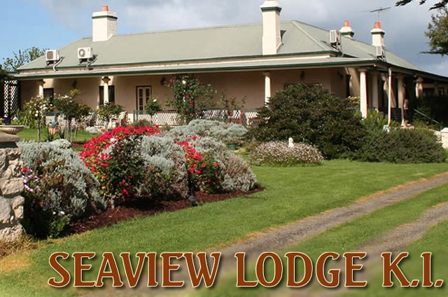 ipic360.com listing search / Seaview Lodge Kangaroo Island